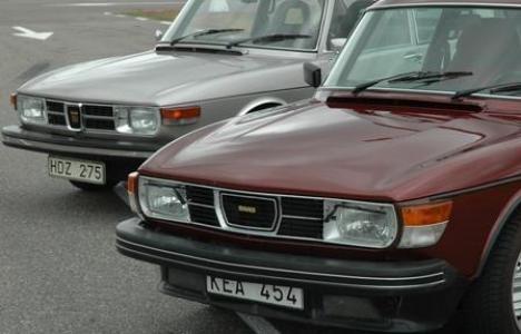 Saab Turbo / EMS