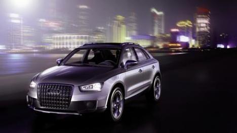 Audi Q3 Studie
