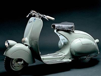 Vespa 98cc von 1946