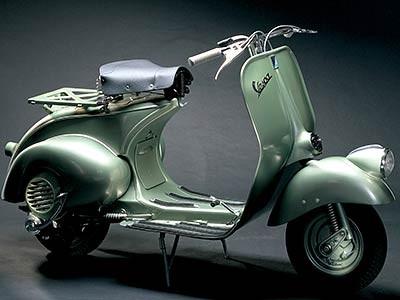 1948 Vespa 125