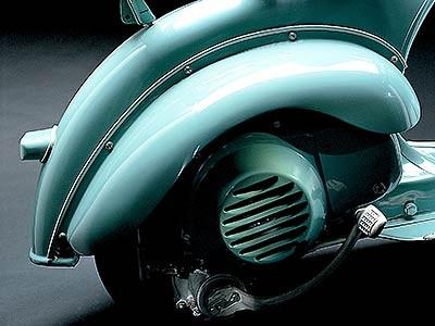 1953 Vespa 125U