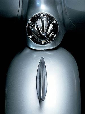 1955 Vespa 150GS