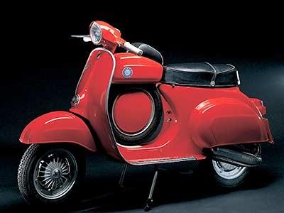 1966 Vespa 90SS