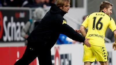 Jürgen Klopp: Seit Juli 2008 trainiert Jürgen Klopp (l.) Borussia Dortmund.