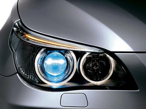 5er BMW LED-Licht Scheinwerfer