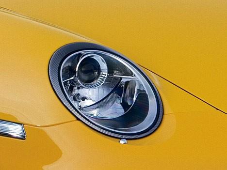 Porsche 911 LED-Licht Scheinwerfer
