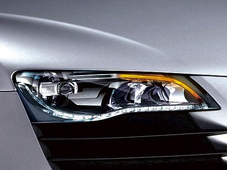 Audi R8 LED-Licht Scheinwerfer