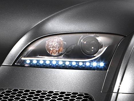 Audi TT Clubsport LED-Licht Scheinwerfer