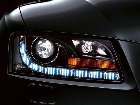 Audi S5 LED-Licht Scheinwerfer
