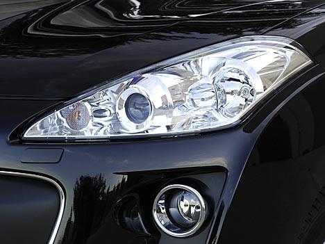 Peugeot 4007 LED-Licht Scheinwerfer