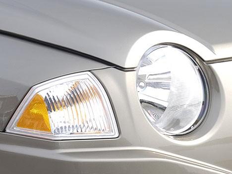 Jeep Compass Scheinwerfer LED-Licht