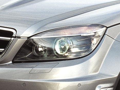 Mercedes-Benz C 63 LED-Licht Scheinwerfer
