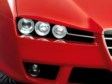 Alfa Rome Brera LED-Licht Scheinwerfer
