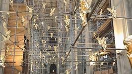 Engel in einer Kirche