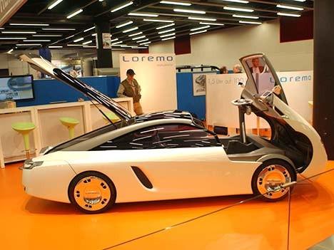 Loremo CO2 Klima Öko-Mobil