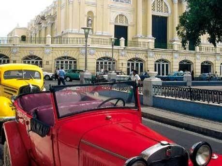 Südamerika Karibik Kuba Havanna, CF/dpa