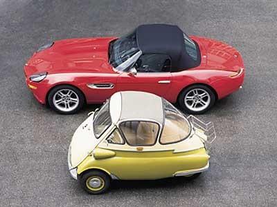 Z8 und Isetta