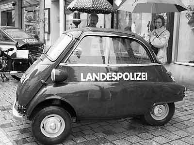 Polizei-Isetta