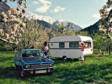 Opel Kadett C Coupé SR, 1976