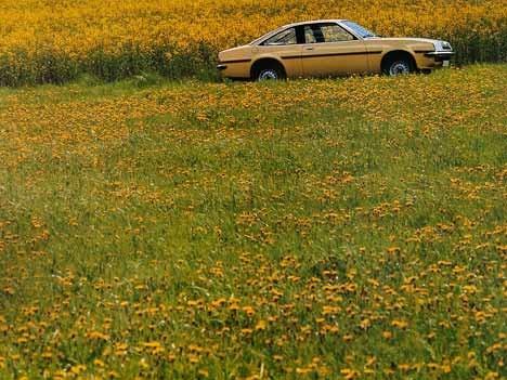 Opel Manta B, 1978