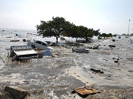 Fünf Jahre nach dem Tsunami, AFP