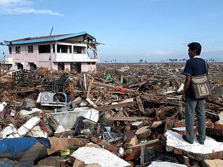 Fünf Jahre nach dem Tsunami, dpa