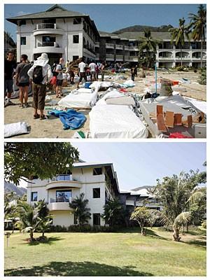 Fünf Jahre nach dem Tsunami, Reuters