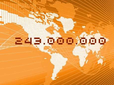 Statistik Internet Nutzerzahlen