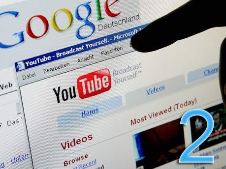 Google YouTube Suche