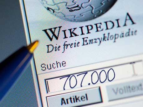 Internet Wikipedia Statistik