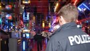 Drogen-Razzia im Las Vegas Foto: Stephan Rumpf