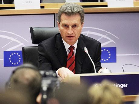 Günther Oettinger, dpa