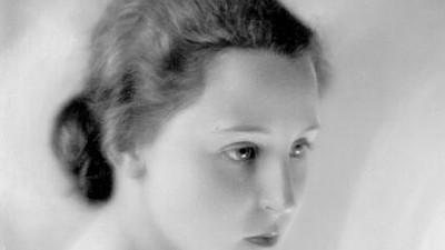 """Berlinale: """"Metropolis"""": Brigitte Helm im Jahr 1953. Bereits mit Mitte zwanzig zweifelt die schöne Schauspielerin am Sinn ihrer Arbeit."""