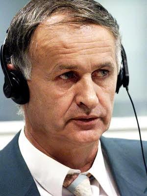 Radislav Krstic; dpa