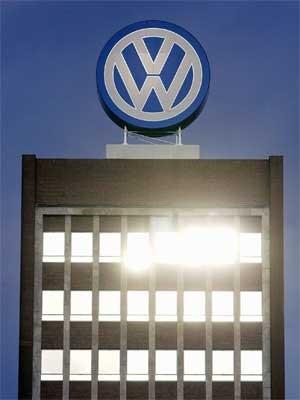 Volkswagen-Verwaltung in Wolfsburg