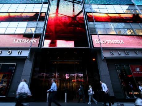 Lehman Brothers, AP