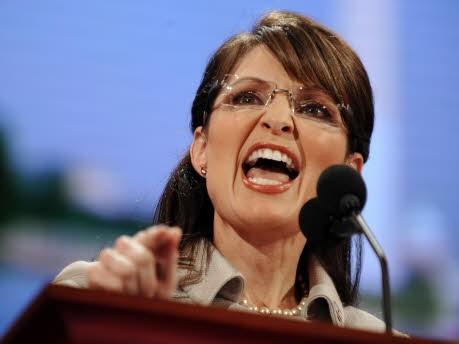 Sarah Palin AFP