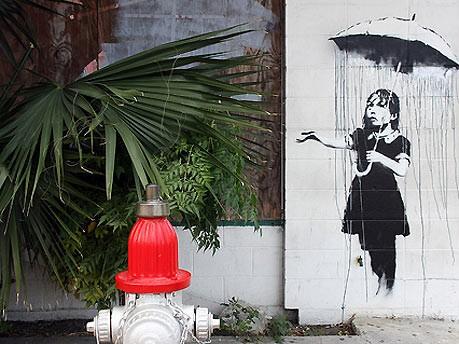 Banksy New Orleans