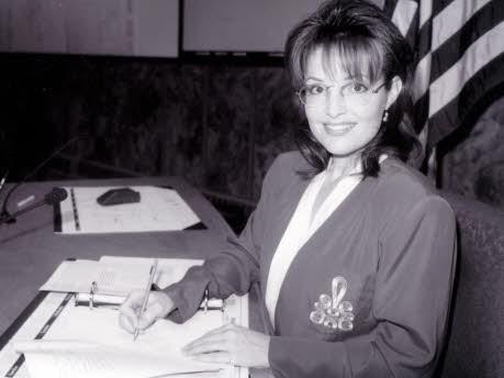 Palin; AP
