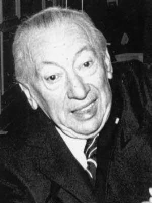 Josef Müller, 1. CSU-Vorsitzender (1947-49), dpa
