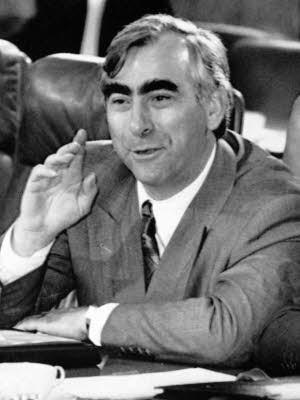 Theo Waigel, 5. CSU-Vorsitzender (1988-99), dpa