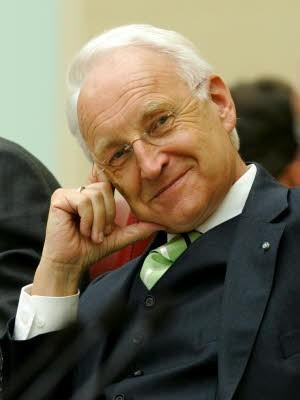 Edmund Stoiber, 6. CSU-Vorsitzender (1999-2007), dpa