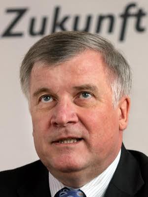 Horst Seehofer, 8. CSU-Vorsitzender, AP