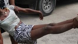 Haiti, Frauen, getty
