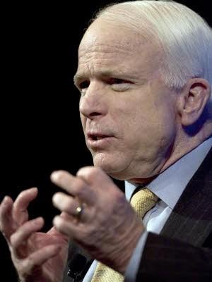 John McCain, ap
