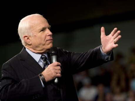 John McCain, afp