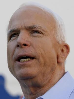 John McCain, Reuters