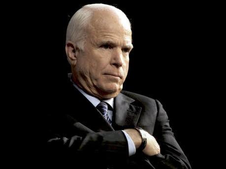 John McCain, dpa