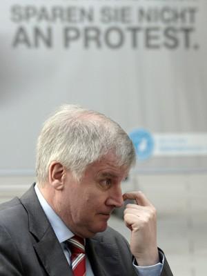 Horst Seehofer, ddp