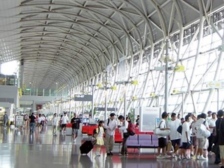 Ranking: Die besten Flughäfen, Kansai International